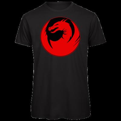 Motiv: Organic T-Shirt - Drabu Logo Youtube