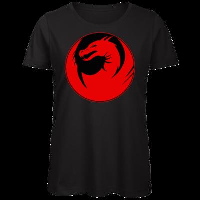 Motiv: Organic Lady T-Shirt - Drabu Logo Youtube