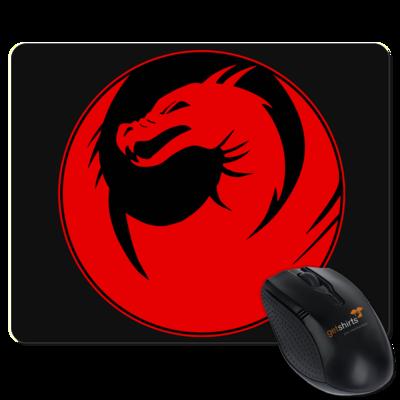 Motiv: Mousepad Textil - Drabu Logo Youtube