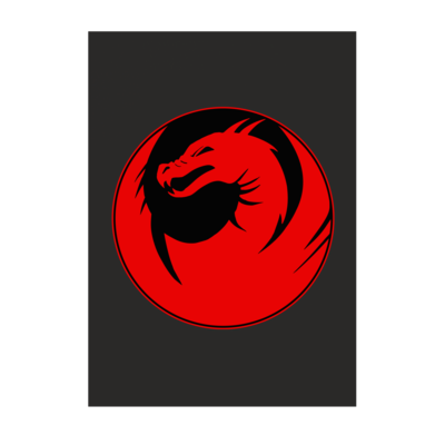 Motiv: Poster A1 - Drabu Logo Youtube
