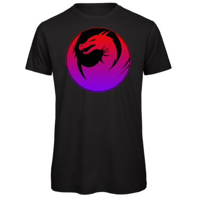 Motiv: Organic T-Shirt - Drabu Logo Youtube/Twitch
