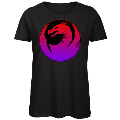 Motiv: Organic Lady T-Shirt - Drabu Logo Youtube/Twitch