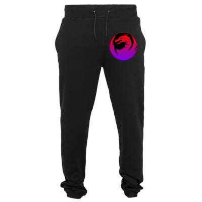Motiv: Heavy Sweatpants - Drabu Logo Youtube/Twitch