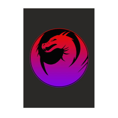 Motiv: Poster A1 - Drabu Logo Youtube/Twitch
