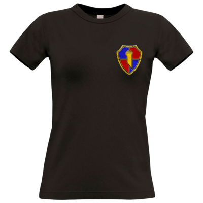 Motiv: T-Shirt Damen Premium FAIR WEAR - Wappen