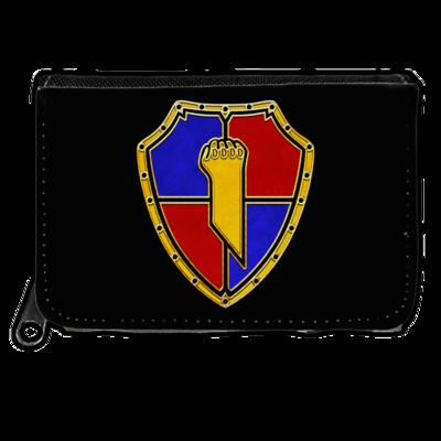 Motiv: Geldboerse - Wappen