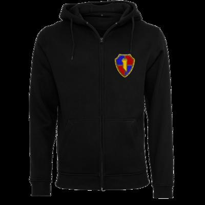 Motiv: Heavy Zip-Hoodie - Wappen