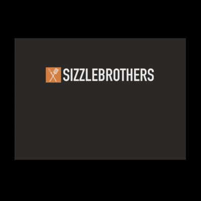 Motiv: Poster A1 - SizzleBrothers Logo