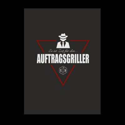 Motiv: Poster A1 - SizzleBrothers - Grillen - Auftragsgriller