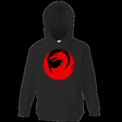 Motiv: Kids Hooded Sweat - Drabu Logo Youtube