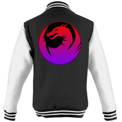 Motiv: College Jacke - Drabu Logo Youtube/Twitch