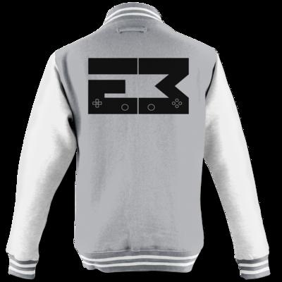 Motiv: College Jacke - Logo Black Winter Edition