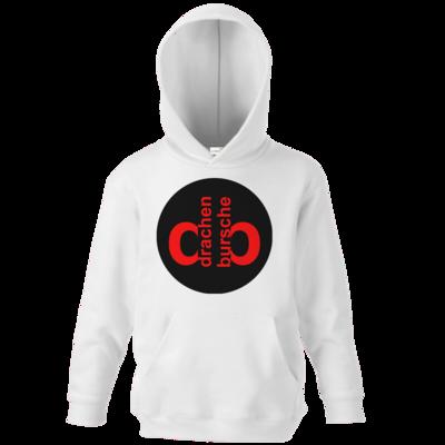 Motiv: Kids Hooded Sweat - Drabu Retro Logo