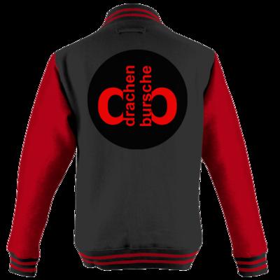 Motiv: College Jacke - Drabu Retro Logo