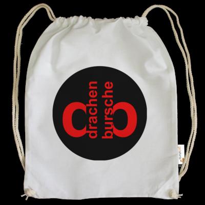 Motiv: Cotton Gymsac - Drabu Retro Logo