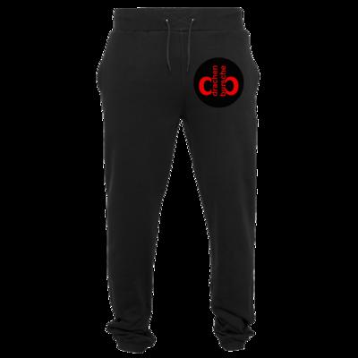Motiv: Heavy Sweatpants - Drabu Retro Logo