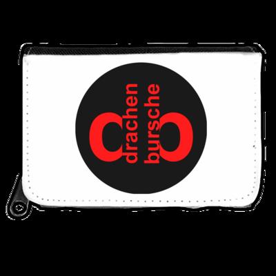 Motiv: Geldboerse - Drabu Retro Logo