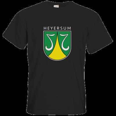 Motiv: T-Shirt Premium FAIR WEAR - Dorfwappen klein