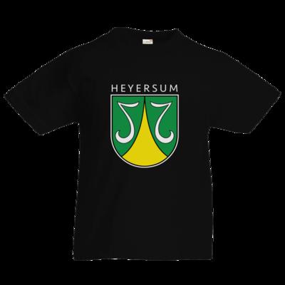 Motiv: Kids T-Shirt Premium FAIR WEAR - Dorfwappen klein