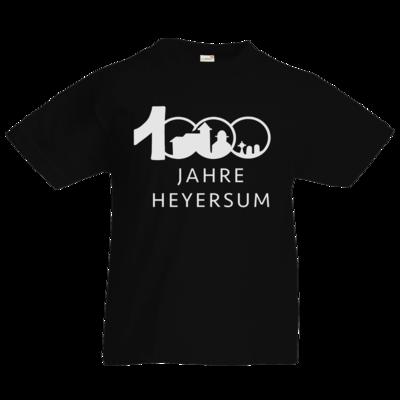 Motiv: Kids T-Shirt Premium FAIR WEAR - Logo 1000 Jahre - Schrift unten