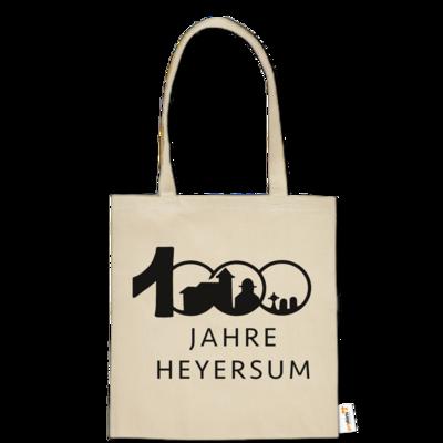 Motiv: Baumwolltasche - Logo 1000 Jahre - Schrift unten