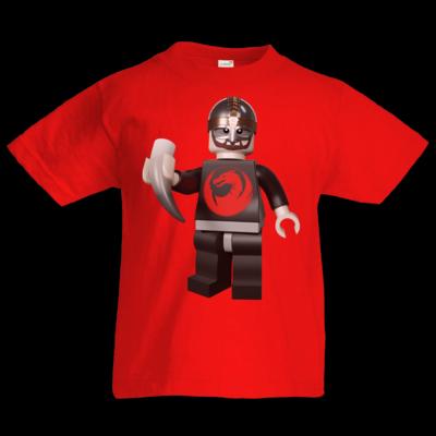Motiv: Kids T-Shirt Premium FAIR WEAR - Wikinger Drabu