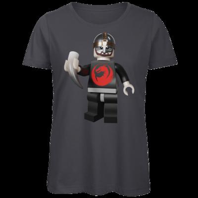 Motiv: Organic Lady T-Shirt - Wikinger Drabu