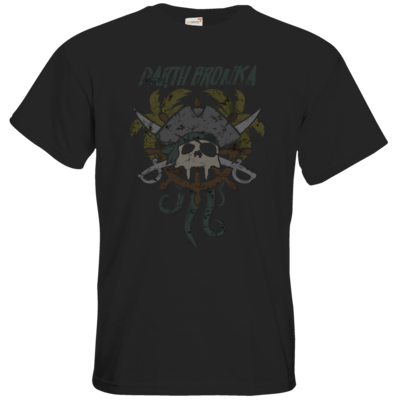 Motiv: T-Shirt Premium FAIR WEAR - Unser Schiff
