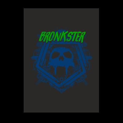 Motiv: Poster A1 - Bronkster (green/blue)