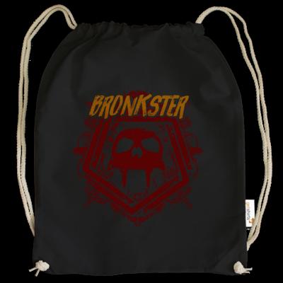 Motiv: Cotton Gymsac - Bronkster (orange/red)