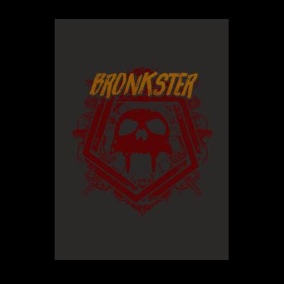 Motiv: Poster A1 - Bronkster (orange/red)