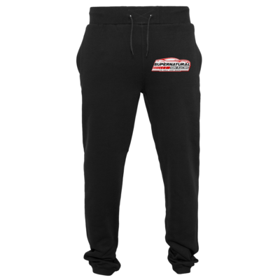 Motiv: Heavy Sweatpants - Logo klein