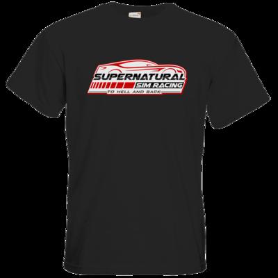 Motiv: T-Shirt Premium FAIR WEAR - Logo groß