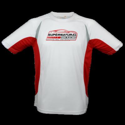 Motiv: Laufshirt Running T - Logo groß