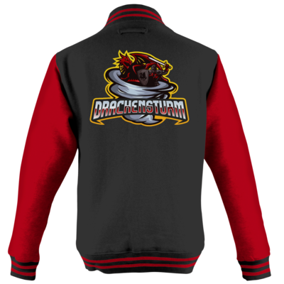 Motiv: College Jacke - DS Logo