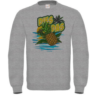Motiv: Sweatshirt FAIR WEAR - DiesDasAnanas