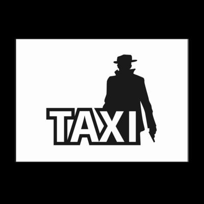 Motiv: Poster A1 - Das Taxi