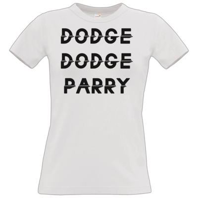 Motiv: T-Shirt Damen Premium FAIR WEAR - dodge