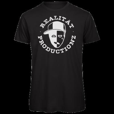 Motiv: Organic T-Shirt - Realität Productionz