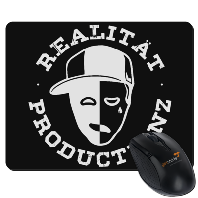 Motiv: Mousepad Textil - Realität Productionz