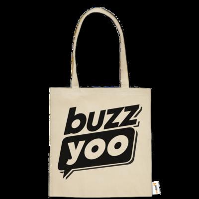 Motiv: Baumwolltasche - Buzzyoo Logo