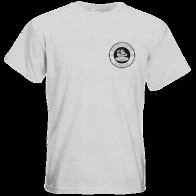 Motiv: T-Shirt Premium FAIR WEAR - Logo schwarz weiss