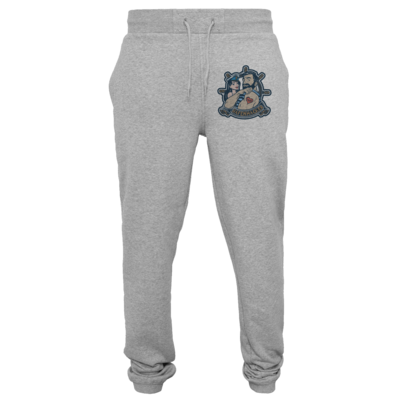 Motiv: Heavy Sweatpants - Hafenmacker original Logo