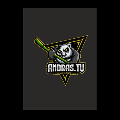 Motiv: Poster A1 - Andras.tv Logo