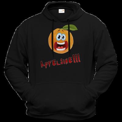 Motiv: Hoodie Premium FAIR WEAR - Apfelsine Shirt