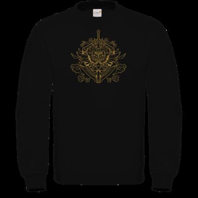 Motiv: Sweatshirt FAIR WEAR - Hyrule_Gold