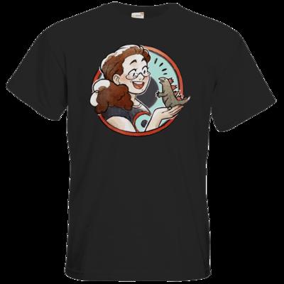 Motiv: T-Shirt Premium FAIR WEAR - MoniZilla