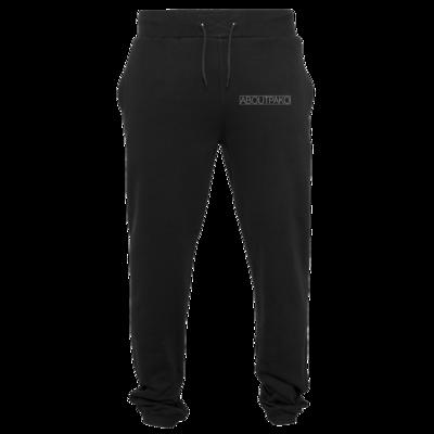 Motiv: Heavy Sweatpants - AboutPako Schriftzug