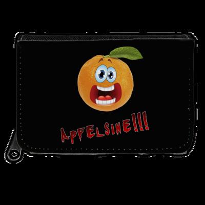 Motiv: Geldboerse - Apfelsine Shirt