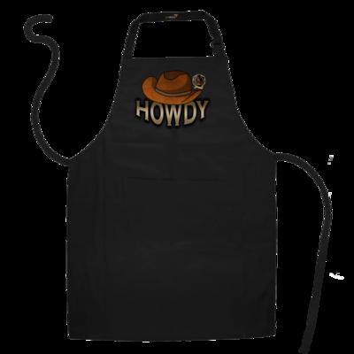 Motiv: Schürze - Howdy-Hut